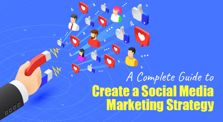 Social Media Marketing Strategy - OG Web Solutions