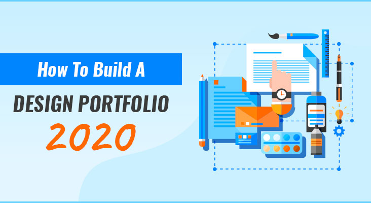 How to build a design portfolio - OG Websolutions