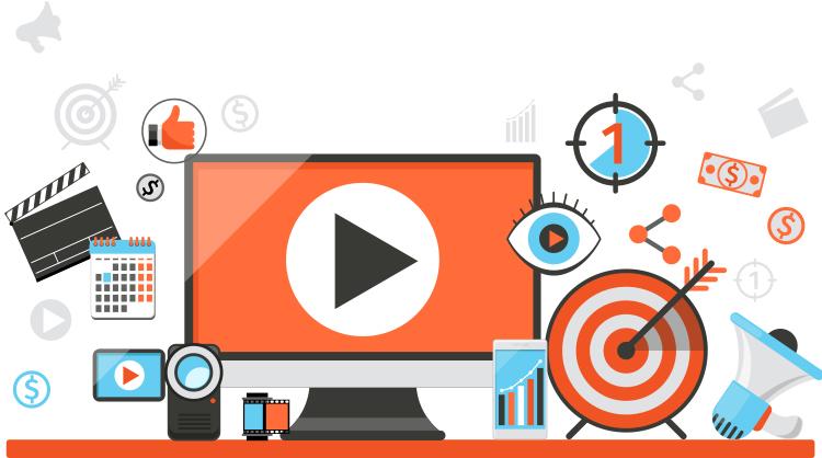 Add attractive video ads in Social Media